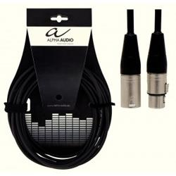 Alpha Audio Basic XLR-XLR 6m