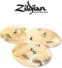 "Zildjian A Custom 15"" Crash"