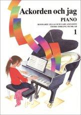 Ackorden & Jag - Piano 1