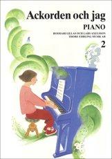 Ackorden & Jag - Piano 2