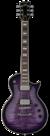 ESP/LTD EC-256FM See thru purple sunburst