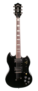 Guild S-100 Polara Black