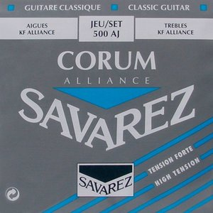 Savarez 500-AJ Corum Alliance Hard Tension