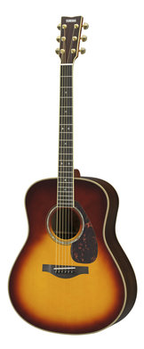 Yamaha LL16 A.R.E Brown Sunburst