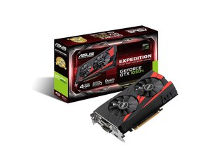 ASUS GeForce GTX 1050 Ti 4GB Expedition