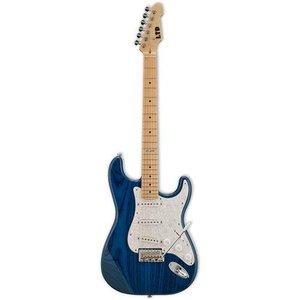 ESP/LTD ST-213 See thru blue