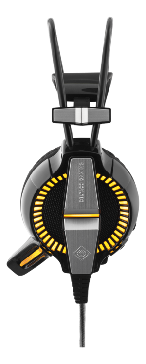 Deltaco GAM-025 Gaming Headset med vibration