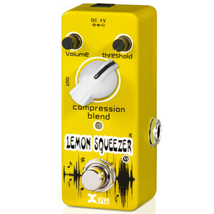 XVive V9 – Lemon Squeezer Compressor