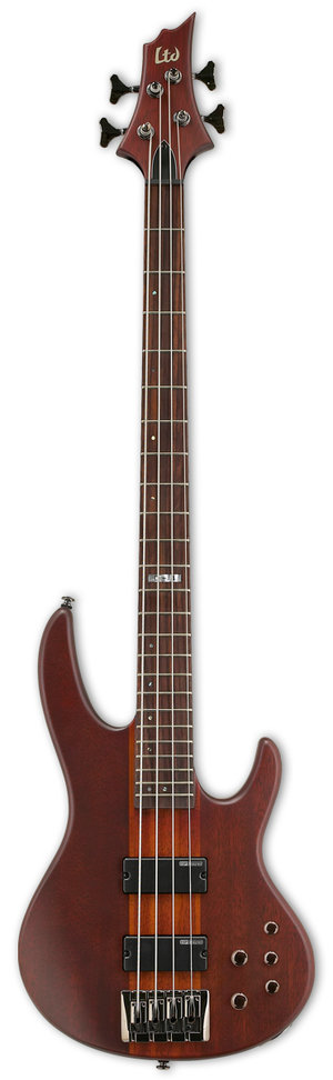 ESP/LTD D-4 BASS NATUR SATIN