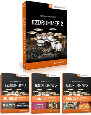 EZ Drummer 2 Bundle (Download)