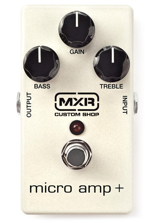 MXR CSP233 Micro Amp +