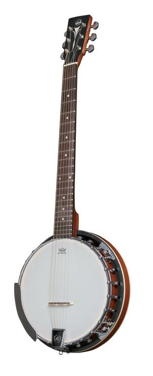 VGS Guitar Banjo 6-string