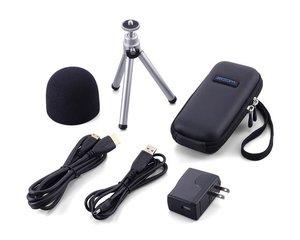 Tillbehörspaket APQ-2HD för Zoom Q2HD