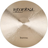 Istanbul 21″ Traditional Ride Medium