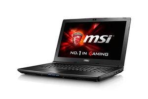 "MSI GP62MVR 7RF 15.6"" i7 GTX1060, dubbla diskar"