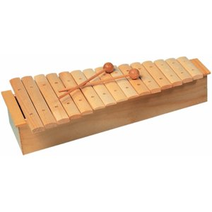 Goldon Xylophone 15 Maple