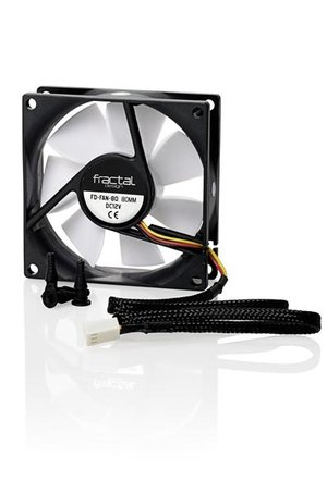 Fractal Design 80mm Silent Series R3