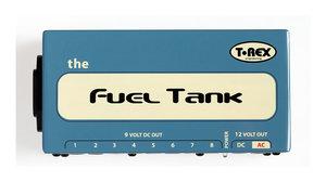 T-rex FuelTank Classic Strömförsörjning 8 x 9v, 2 x 12v