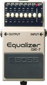 Boss GE7 Equalizer