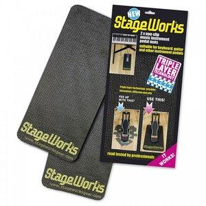 Stageworks Non-slip pedal mat