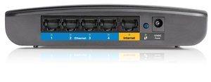 Linksys E900 Trådlös Router