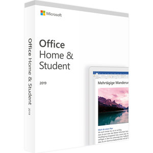 Microsoft Office 2019 Hem och Student 1PC