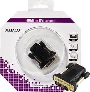 DELTACO HDMI-adapter
