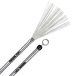 Regal Tip BR-561A Aluminium Handle Retractable Wire Brush.
