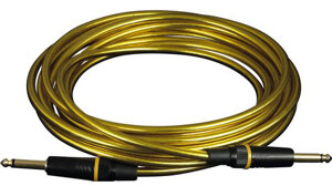 Rockcable Tele-Tele Gold 6m