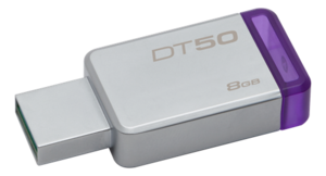 Kingston USB 3.0 DataTraveler 50 8GB